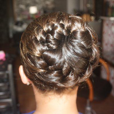 children hairup