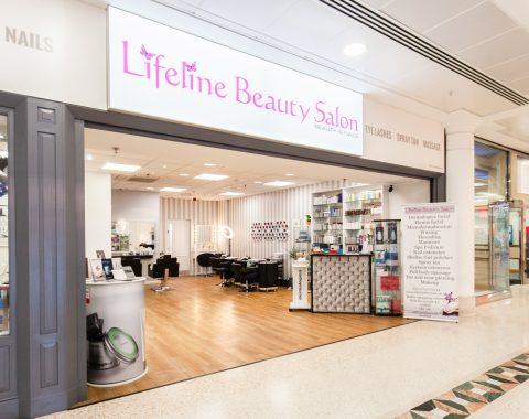 Lifeline shop in Redhill